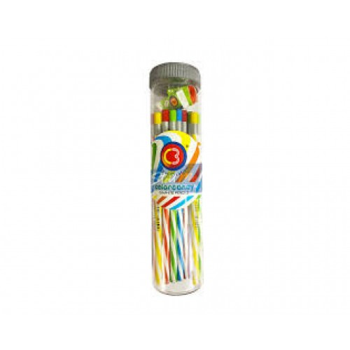 C3 CANDY PENCILS 30 PCS JAR