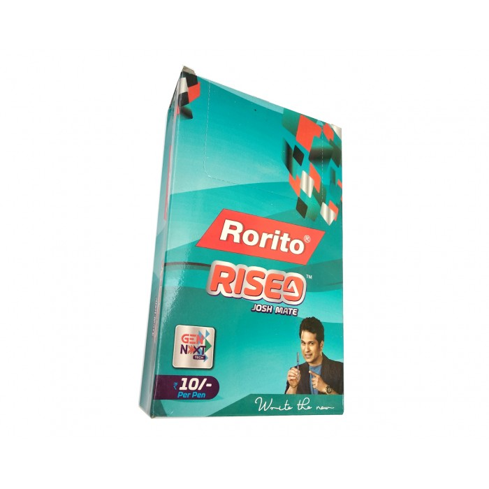 RORITO RISEO BALL PEN (PACK OF 10)